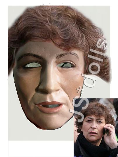 портретная маска